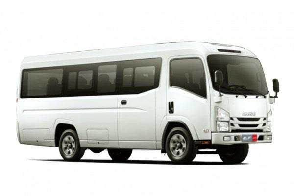 elf tayo 18 seat - adcom'z tour travel bandung