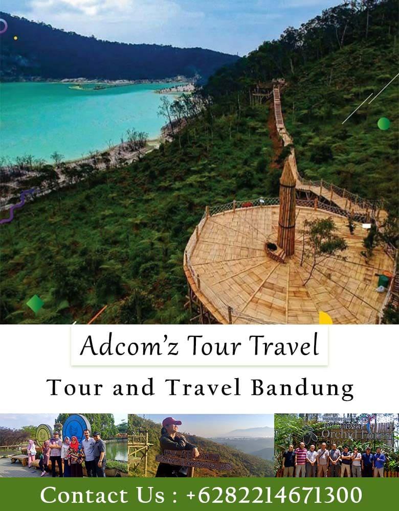 profil 1 - adcom'z tour travel bandung