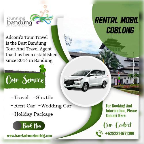 Rental mobil Coblong